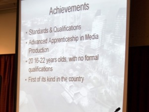 SSC Skills Acheivements